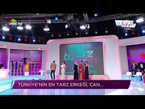 Türkiye'nin en tarzları İdil ve Can oldu