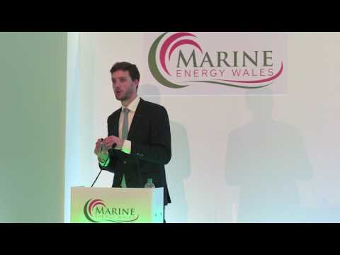 David Rubie-Todd (Wavepower) - Marine Energy Wales Conference 2017