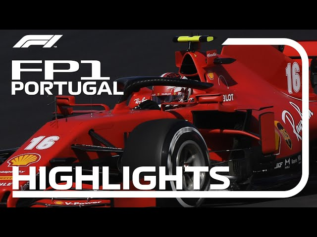 2020 Portuguese Grand Prix: FP1 Highlights