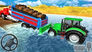 New Heavy Duty Tractor Pull - Tractor Pulling Vehicles - Android GamePlay screenshot 4