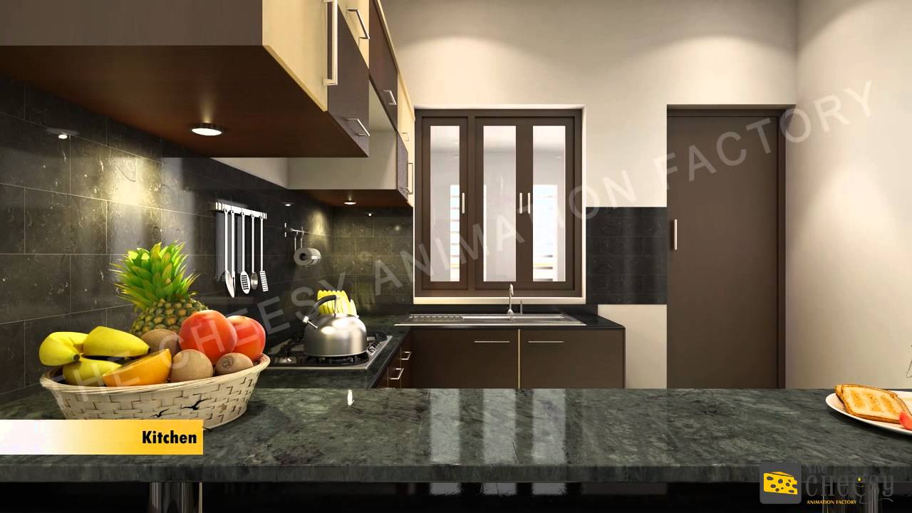 3D Floor Plan Design - YouTube