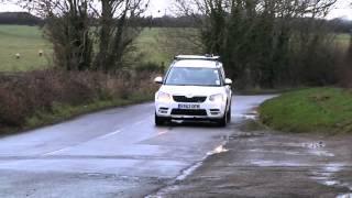 Skoda Yeti road test review