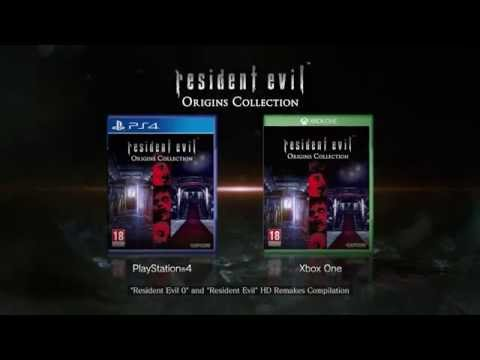 Resident Evil Origins Collection Announced for PS4 and Xbox One