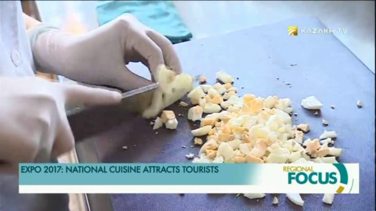 Expo Cuisine Expo 2017 National Cuisine Attracts Tourists