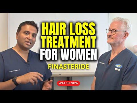 Treatment Of Hair Loss In Women - Finasteride