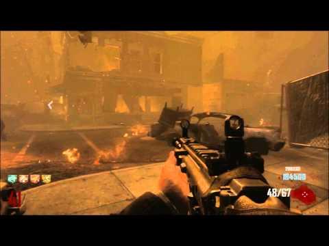 Black Ops 2: Round 51 Town (FullGameplay)