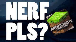 LET'S GO REK POCKET EDITION! - Windows 10 Minecraft PVP