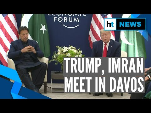 Donald Trump calls Imran Khan 'good friend', says 'talking about Kashmir'