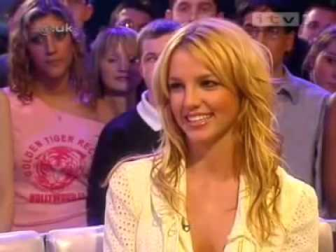 Britney Spears 2002 CD:UK Interview