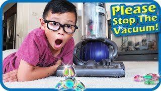CARELESS MOM Vacuum Up Fidget Spinner, Accidents Will Happen - TigerBox HD