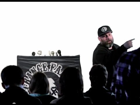 "Sage Francis Admits He Has ""No Love"" for Your City in Press Conference Gone Wrong"