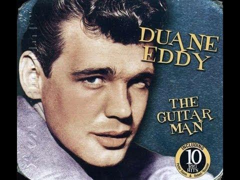 Duane Eddy - rare Live Germany concert