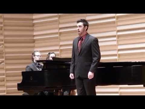 "Shane Reed-Graduation Recital Pt.2- ""Claire de Lune"" and ""Aurore"" by Faure"