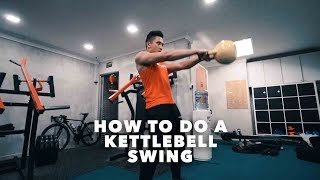 How To Do A Kettlebell Swing
