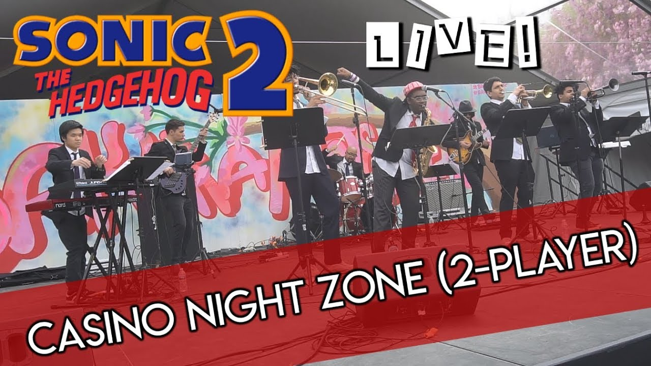 Sonic 2 music casino night zone (2-player)