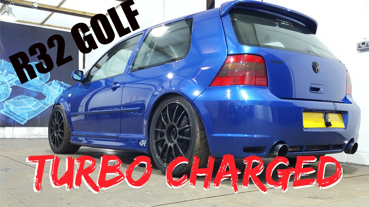 Vw Golf R32 Turbo Charged 550bhp