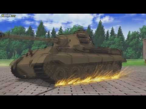 Girls Und Panzer 【AMV】Swedish Pagans
