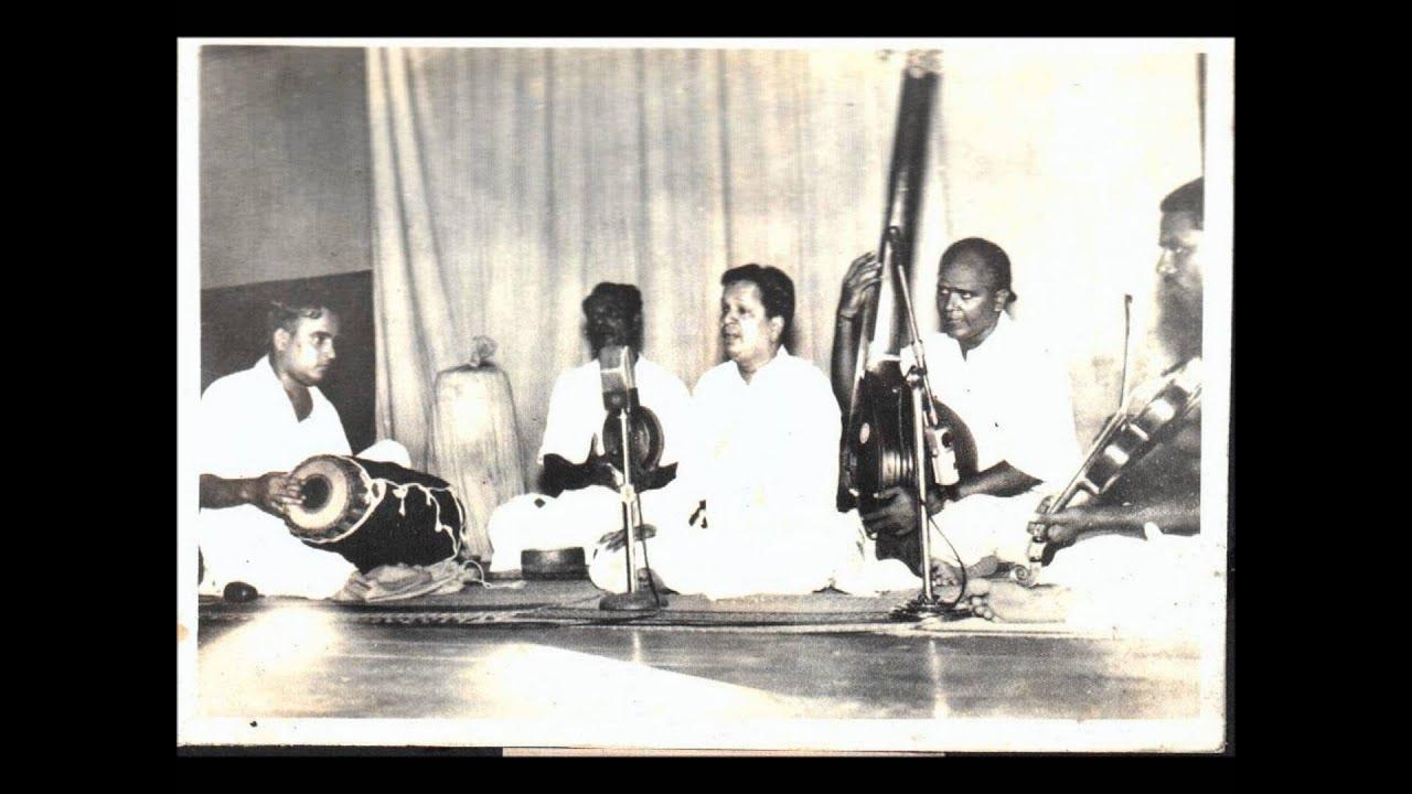 Manavyala- Madurai Mani Iyer
