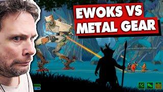 METAL GEAR VERSUS EWOKS | BE-A Walker (Gameplay em Português PT-BR) #beawalker