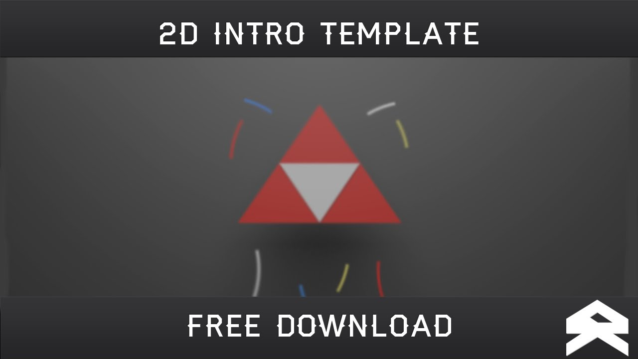 2d intro c4d ae template free download youtube for Free youtube intro download