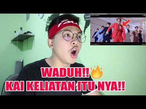TOLONG DONG ITU KAI!!! EXO - LOVE SHOT MV REACTION