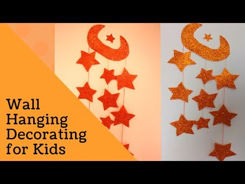 diy-crafts-for-room-decor---wall-hanging-decorating-for-kids---living-room-decoration-ideas!