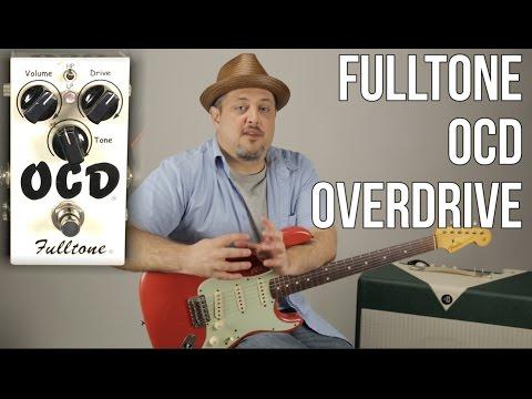 Fulltone OCD Overdrive Distortion Pedal - Thursday Gear Videos