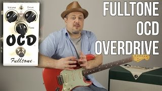 Fulltone OCD Overdrive Distortion Pedal - Thursday Gear Videos