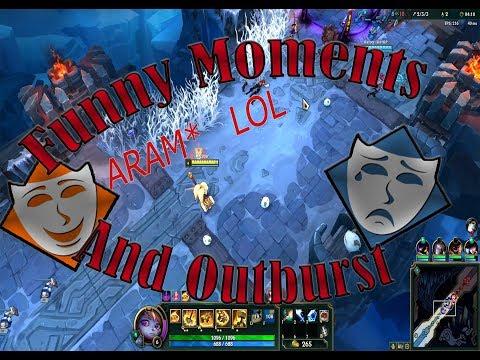 Funny Moments/Outburst- ARAM January 2019