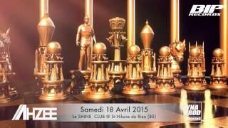 AHZEE @ SHINE Club