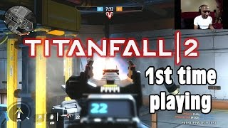 First time playing TITANFALL 2 - caribbean trini gamer