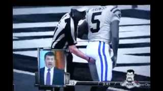 Ball Grabbing in The NFL!! LOL!!