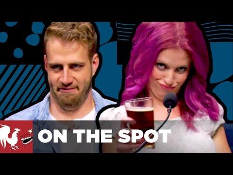 On The Spot: Ep. 58 - Blaine's Boner Trick | Rooster Teeth