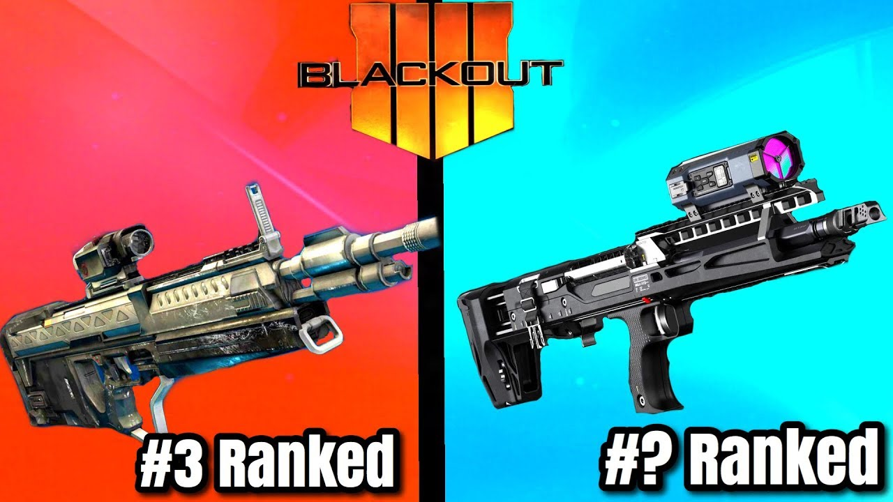 Call of Duty Blackout: Best guns - The best weapons in