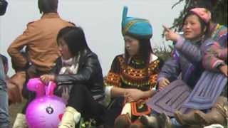Hmong New Year In nyob pha long viet nam 5/1/2013