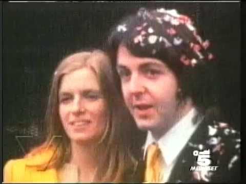Morte di Linda McCartney  Speciale TG5  aprile 1998