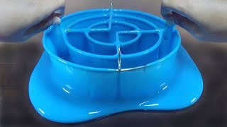 JIGGLY SLIME Tanpa Borax - Cara Membuat Slime Activator - Jiggly Slime