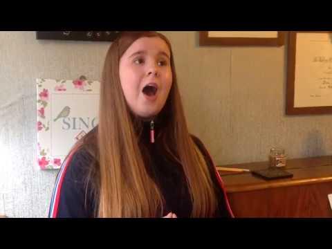 ABRSM Grade 4 Singing Exam - O Cessate Di Piagarmi
