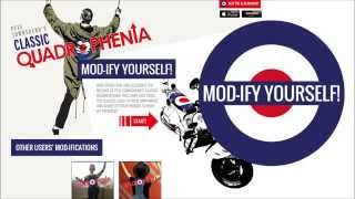 Mod-ify Yourself! Celebrate Pete Townshend