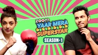 Randeep Hooda & Kajal Aggarwal on Yaar Mera Superstar | Do Lafzon Ki Kahani | UNCUT | EXCLUSIVE