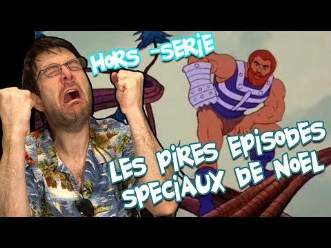"""Joueur du Grenier - HORS-SERIE - LES PIRES """"SPECIAL NOËL"""""""