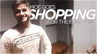 Life Of Moe | Moe Goes Shopping For The First Time
