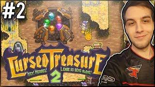 PIERWSZE POTKNIĘCIE?! - Cursed Treasure 2 #2