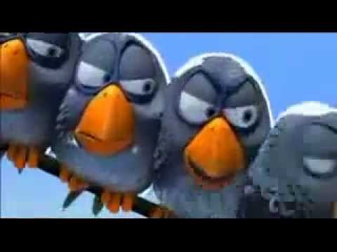 Blue Birds Pixar short