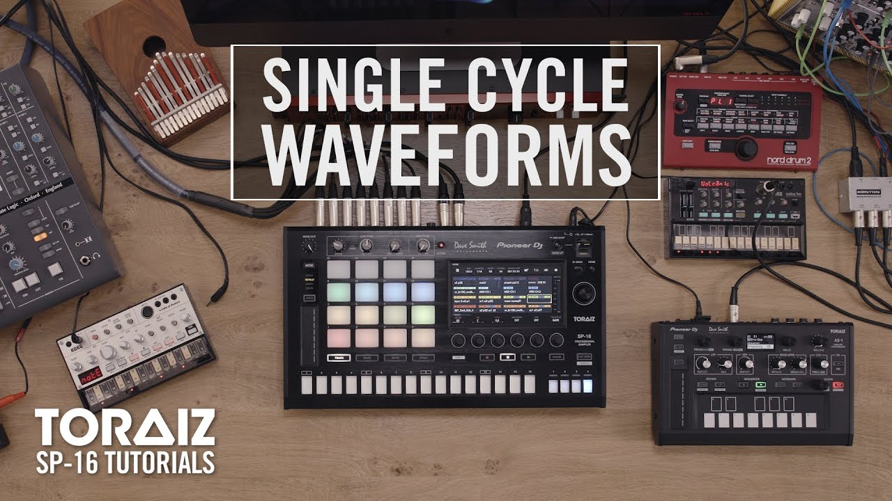 Using Single-Cycle Waveforms in Hardware Samplers and