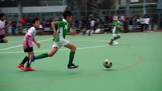 Publication Date: 2018-12-19 | Video Title: 20181216 南區小學生七人足球比賽 四強 聖若瑟 對