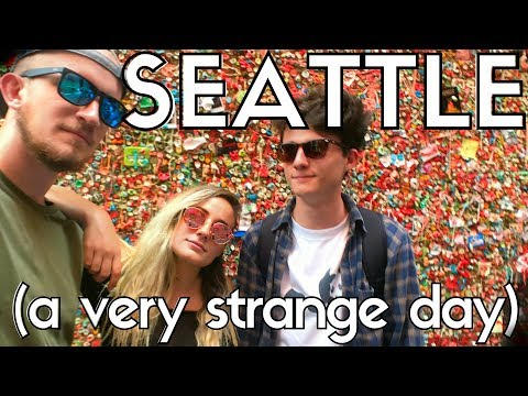 THE QUIRKIEST THINGS TO DO IN SEATTLE, WA!