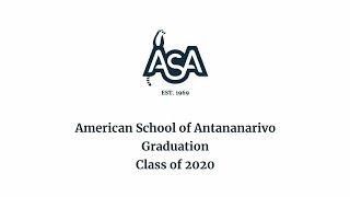 Gambar cover ASA Graduation 2020