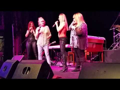 Michelle Phillips and Wilson Phillips 2014