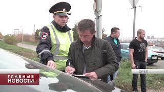 23 ДТП произошло в Орловской области